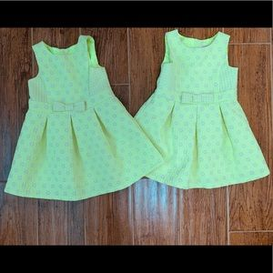 Twin Party Dresses